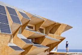 Zelfvoorzienend door zonne-energie