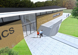Nieuw clubhuis voor Hockey Combinatie Schiedam