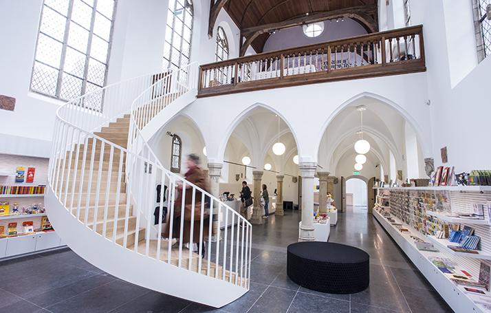 Centraal Museum_Entree
