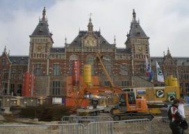 Voorproefje Amsterdam CS 2020