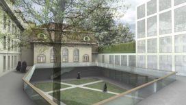 Kempe Thill derde bij ontwerpwedstrijd rond neo-barokke bibliotheek