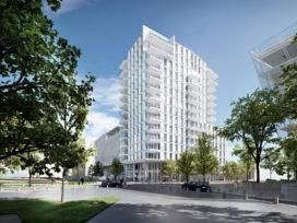 Hoofdkantoor Engel & Völkers door Richard Meier & Partners