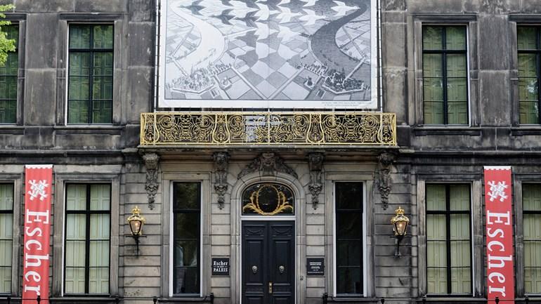 Eschermuseum verhuist naar voormalige Amerikaanse ambassade