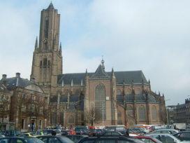 Ontwerpwedstrijd noord- en zuidtransept Eusebius Arnhem