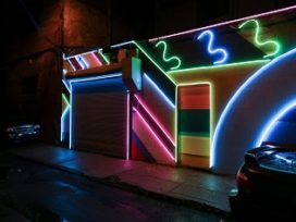 Blog – Electric Street verlicht achterafstraat