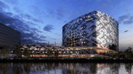 Mecanoo ontwerpt Hilton Schiphol Airport