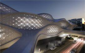 Zaha Hadid wint prijsvraag voor metrostation in Saoedi-Arabië