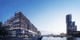 Mei wint architectenselectie Fenixloodsen Rotterdam
