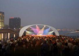 Urban Festival Landscape