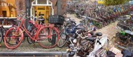Prijsvraag fietsparkeren Utrecht