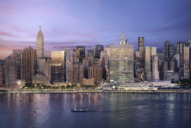 Render Ster van de Week – 685 First Avenue Tower Manhattan NY