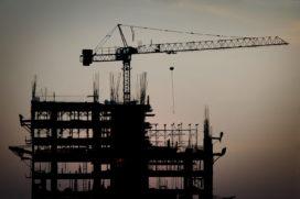 Gemeente Amsterdam stopt met bouwen