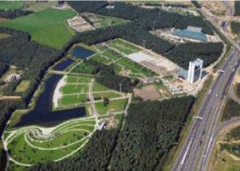 Van Floriade naar duurzame werkomgeving in Venlo