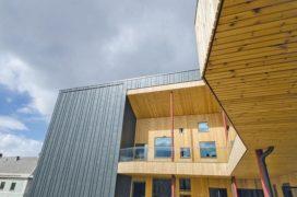 Zintuigentuin voor Verzorgingshuis Fosshagen in Lier (N)