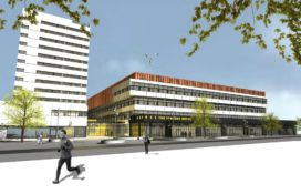 Transformatie Parooltoren en Trouw-gebouw