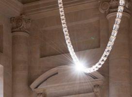 Bouroullec kroonluchter Versailles