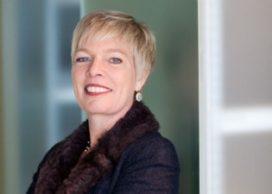 Karin Laglas decaan Bouwkunde in Delft