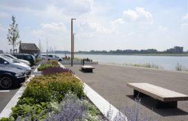Nieuwe Waterwegboulevard Maassluis in gebruik