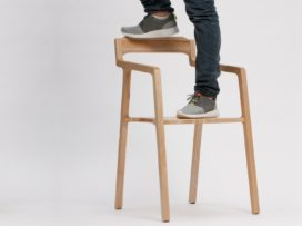 Design van de Week: Frame Chair van Hayo Gebauer