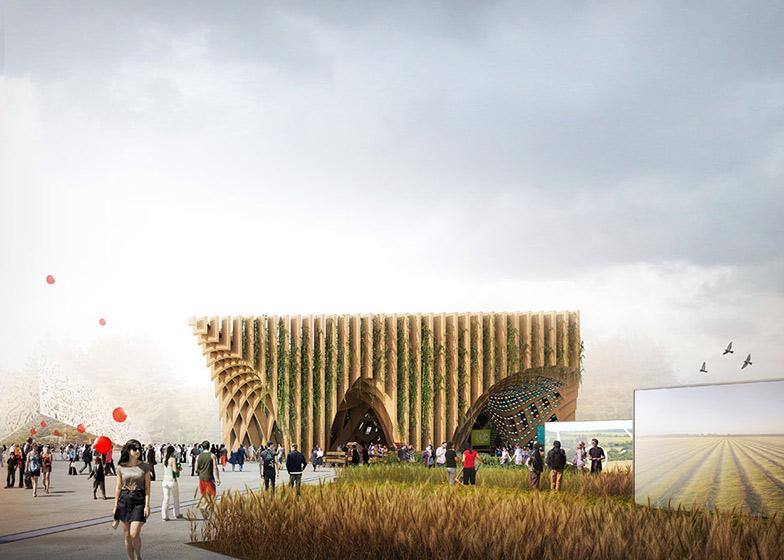 Frans Paviljoen Expo Milaan 2015