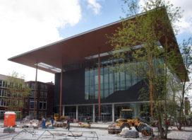 Fries Museum open in september