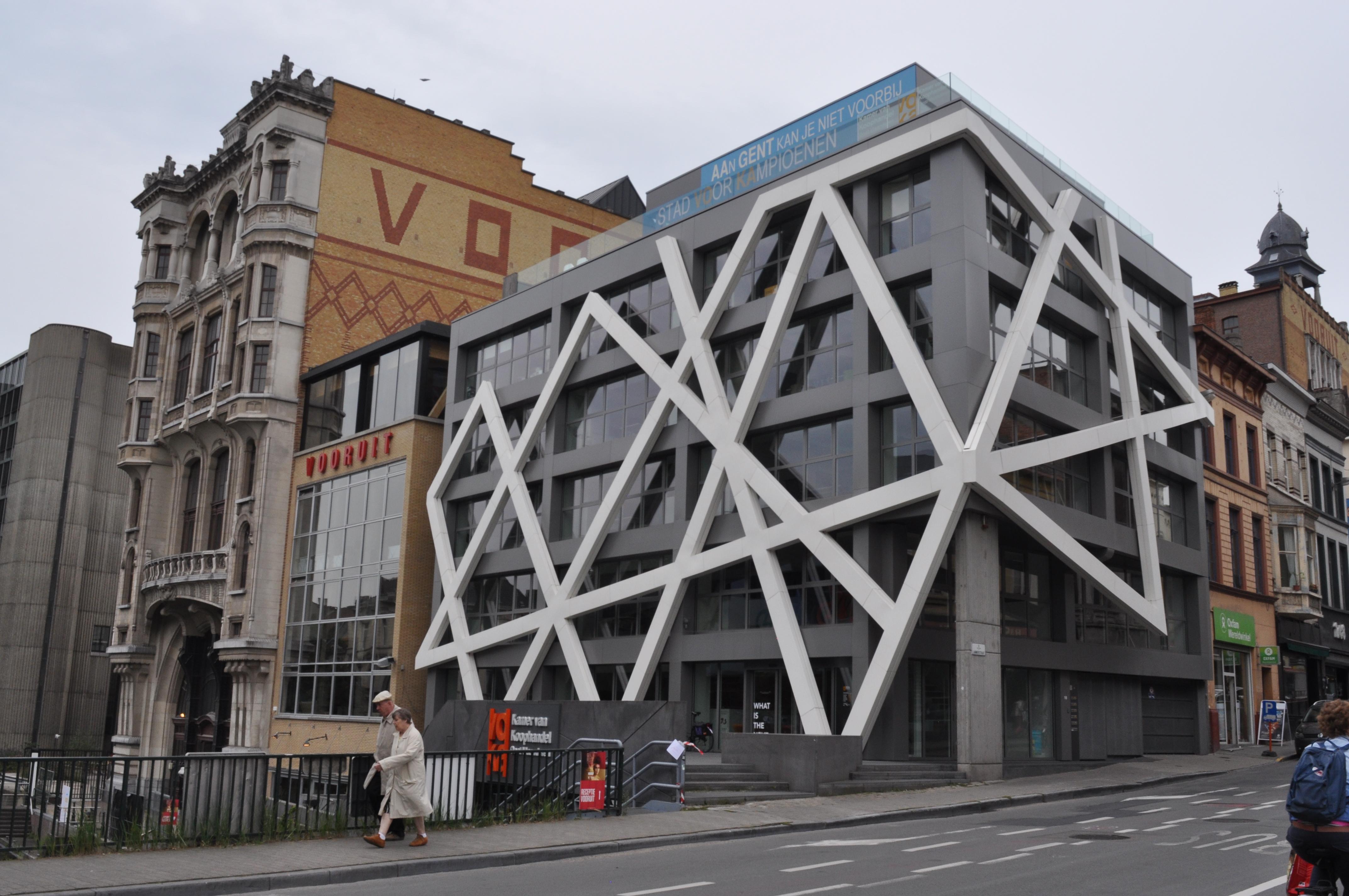 Voka-Gebouw Belgie