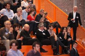 Fotoverslag congres Architectuur en Onderwijs