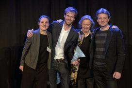 Uit elkaar vallen – en toch de ARC14 Interieur Award winnen