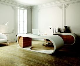 Bureau Goggle Desk van Babini Office door Danny Venlet