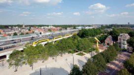 Herinrichting Stationsomgeving Voorburg door Posad