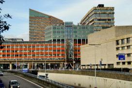 Nieuw Haags centrumgebied CS Oost
