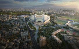Video van de Week – Hadid's presentatie van Nationaal Stadion Tokio