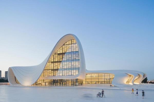 Hadid wint prijsvraag in Taiwan