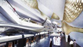 Riyad realiseert ontwerp Hadid