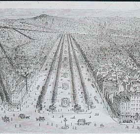 Haussmann_Parijs_Boulevard