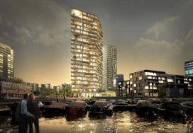 Render Ster van de Week – HAUT Amsterdam