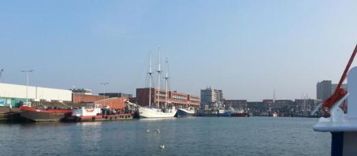 Haven Scheveningen wordt maritieme bedrijvencentrum