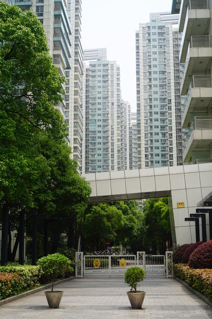 Opinie Joost van den Hoek Wonen achter een hek in Shanghai