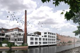 De Fabriek van Delfshaven weer in bedrijf