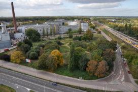 Gloeilampplantsoen wint YOUR Street Eindhoven