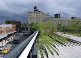 Tweede deel van de 'High Line' in New York geopend