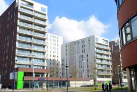 Oplevering woontorens Entrada in Hilversum