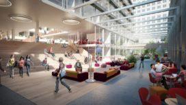 Start nieuwbouw Rotterdam Business School