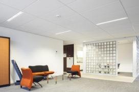 Plafondsystemen verbeteren huiselijke sfeer voor bewoners zorglocatie