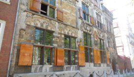 Oudste woonhuis Delft gerenoveerd