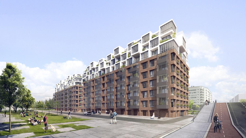 Hoogstad_Transformatie_kantoorgebouwen_Joan_Muyskenweg_Amsterdam