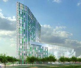 Hotel Amstelkwartier: LEED Platinum
