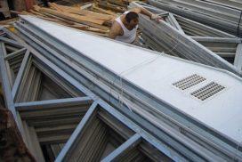 Forse terugslag voor fabrikanten van hout- en bouwmaterialen