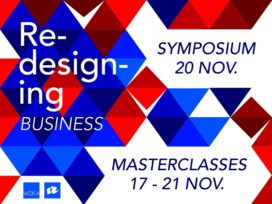 Agendatip: Symposium Redesigning Business