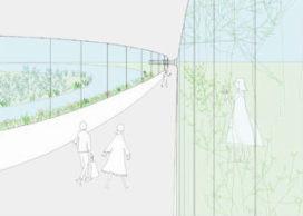 Junya Ishigami en MAKS ontwerpen uitbreiding en renovatie Groot Vijversburg